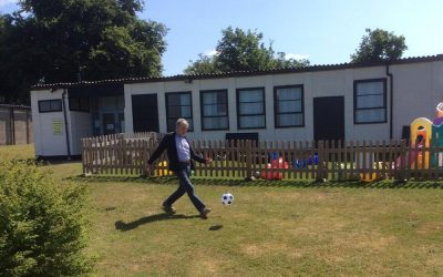 Howzat for sporting activities at Safe Haven?